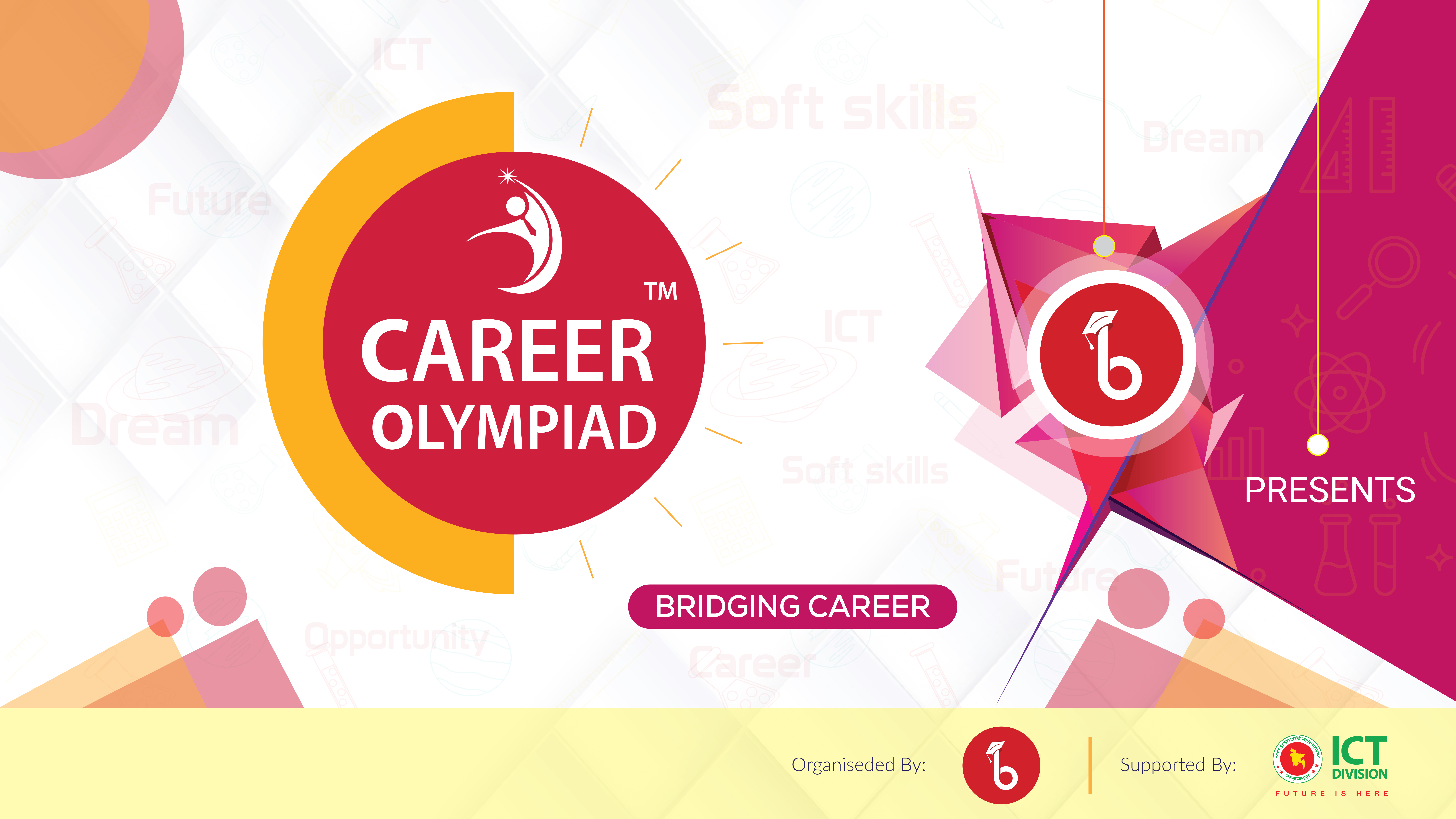 Join Career Olympiad